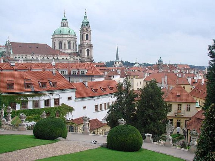 vrtba garden prague czech - photo #16
