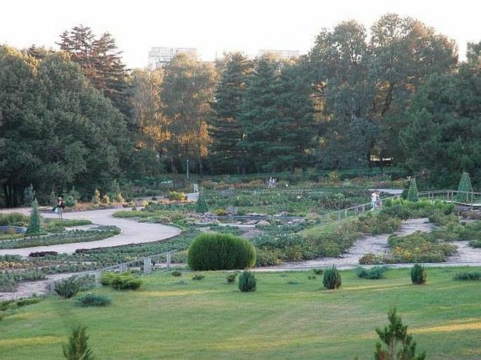 Ботанічний сад ім м м гришка нан